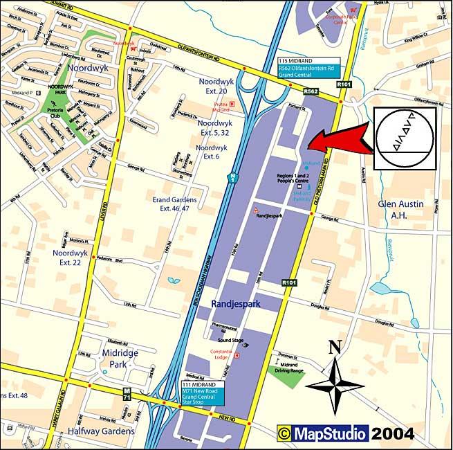 Company Location map HEIDENHAIN